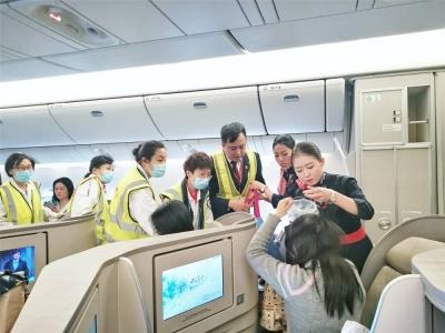 旅客突发疾病,东航飞机空中放油39吨备降救人