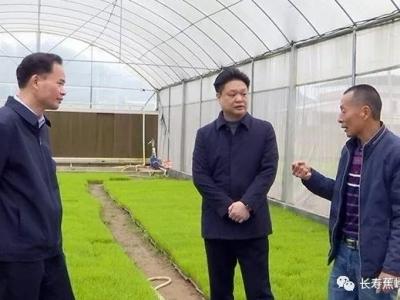 陈伟明等县领导率队开展暖企服务活动:助推实体经济高质量发展