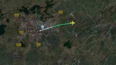 埃塞俄比亚一载157人客机失事无人生还 机上有8名中国人