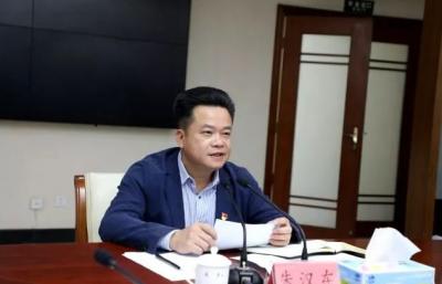 大埔县召开县委常委会会议:要主动融入粤港澳大湾区建设