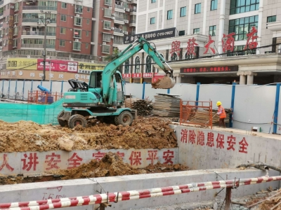 """承诺""""贴心""""施工减少扰民!江南新城地下管廊将争取年底前完工"""