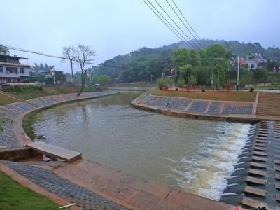 """治水、管水、养水...梅县区南口镇用""""三水经""""打造美丽乡镇"""