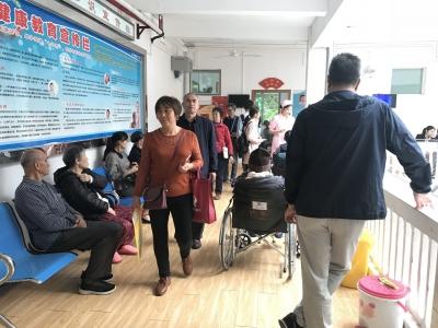广州肿瘤专家教授团队来梅义诊啦!地点在这