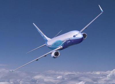 两起致命事故后,波音将737MAX产量削减约20%