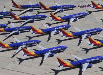 """特朗普给波音公司献计:将737 MAX""""改个名字"""""""