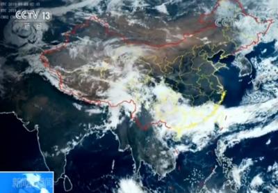中央气象台:南方降雨明起再度加强