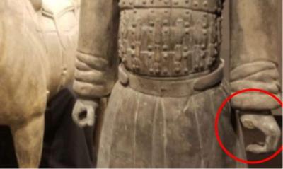 陕西回应兵马俑手指被盗案 :将索赔并追究民事责任