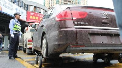 注意!6月起再在梅江区违法停车,全都将处罚和曝光