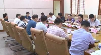 大埔县开展船舶防汛安全隐患专项整治行动