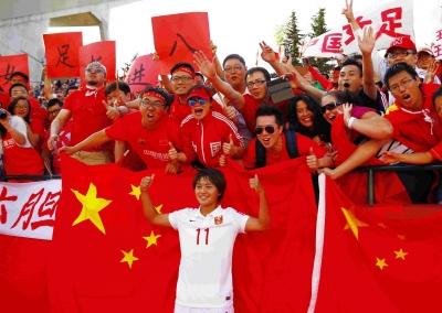 广东五将随中国女足征战世界杯,小组赛战绩决定能走多远
