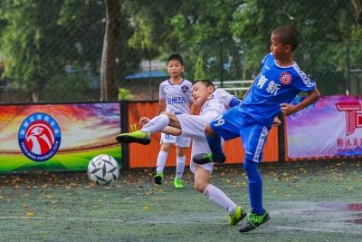 三冠王!五华体校队称雄梅州青少年五人制足球争霸赛