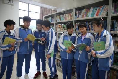 """梅县区税务局在广东梅县外国语学校开设""""税法知识角"""""""