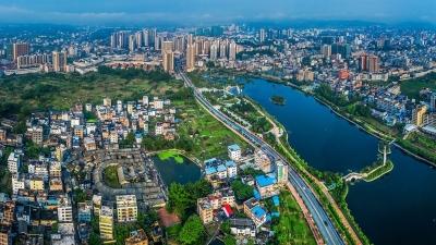 每日一景丨一片繁华!五华城区变迁看得见