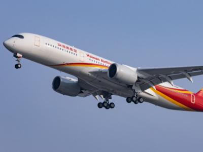 海南航空就737 MAX停飞正式向波音提出索赔