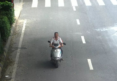 """曝光!丰顺又一批摩托车交通违法人员,全都""""上镜""""了"""