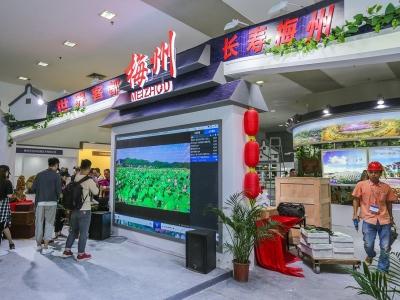 深圳文博会明日开幕,梅州展示馆已准备好,精彩等着您!
