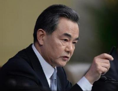 王毅:美国打压华为是典型的经济霸凌行为