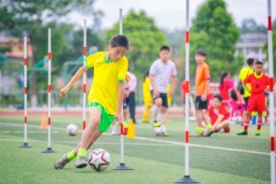 嗨,足球小将!我市青少年校园足球夏令营最佳阵容选拔启动