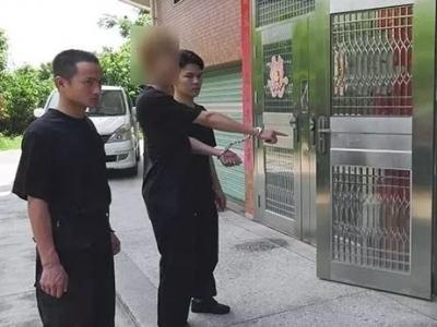 9个小时!梅江警方快速破获一起故意杀人案