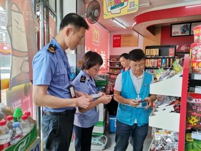 抽检与日常监管结合!梅县区开展2019年食品安全抽检工作