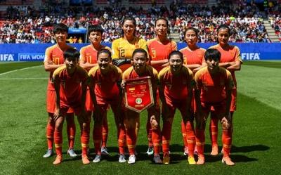 0比1不敌德国女足,中国女足世界杯首战落败