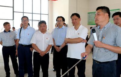 番禺区党政代表团到五华开展精准扶贫和对口帮扶工作