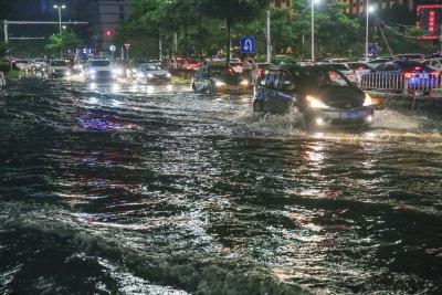 预警升级!丰顺县防汛Ⅳ级应急响应提升为Ⅲ级