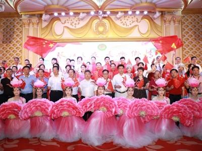 琴江之夜 长乐乡情!今晚,五华唱响客家乡情文化主旋律