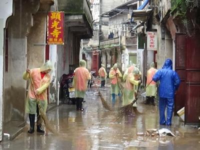 强降雨已致梅州5973人受灾,转移群众3207人