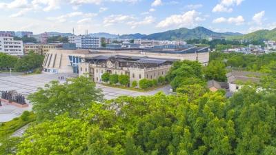 每日一景丨中国客家博物馆