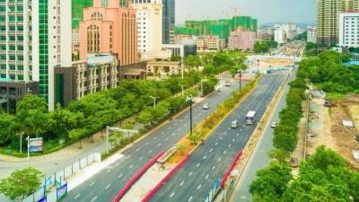号外!梅州火车站门口这几段道路终于开放通行啦