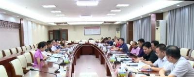 广东投资考察团到大埔考察投资环境