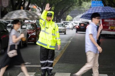 我市公安部门鸣响创文交通秩序整治新号角,亮点工作有这些...