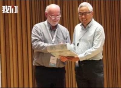 国际最高金奖,首位中国科学家!曾高考0分落榜...