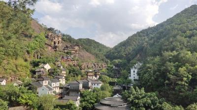 每日一景丨畅游客天下,一览客家小镇风光