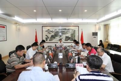 丰顺县委常委会召开会议:为新时代开创工作新局面提供坚强政治保证