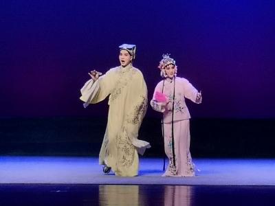 广东汉剧、客家山歌剧再登全国舞台