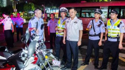 """梅州V视丨梅州""""清查大会战""""首战告捷,抓获犯罪嫌疑人157人"""