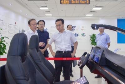 张爱军率队到广州深圳考察企业:谋求引进高端项目 助推高质量发展