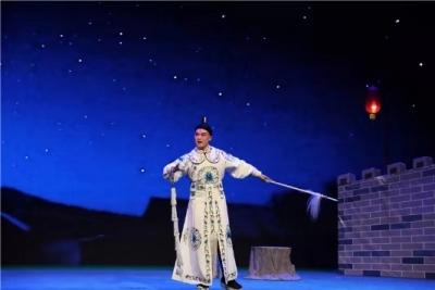 厉害了!大埔广东汉剧登上国家级舞台