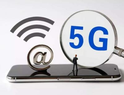 梅州首部5G手机被他买走,下载速度惊人