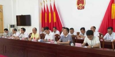 大埔县14个镇召开2019年人大年中例会