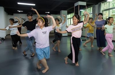有兴趣么?大埔举办青少年广东汉乐、汉剧免费培训班