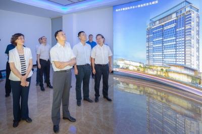 张爱军到丰顺调研:以项目建设为抓手 推动经济高质量发展