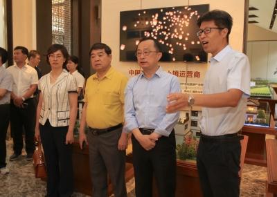 陈敏率团赴云南楚雄学习考察文旅项目:深入对接项目  做强文旅产业
