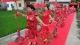 250多名外嫁女集体回娘家,五华岐岭镇这个村今天热闹极了!