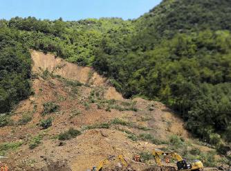 重庆城口山体滑坡已致4人死亡,仍存二次滑坡风险