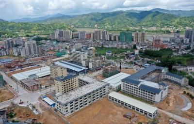 完成固定资产投资4.3亿元!广州海珠(大埔)产业转移工业园发展势头良好