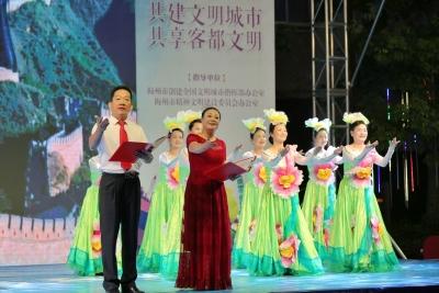 """山歌、诗朗诵,还有旗袍秀...今晚,梅城这个文艺晚会很有""""料"""""""