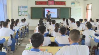 """开学第一天!兴宁市""""县管校聘""""改革成效初显"""